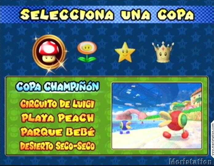 Mario Kart Double Dash - Videojuegos - Meristation