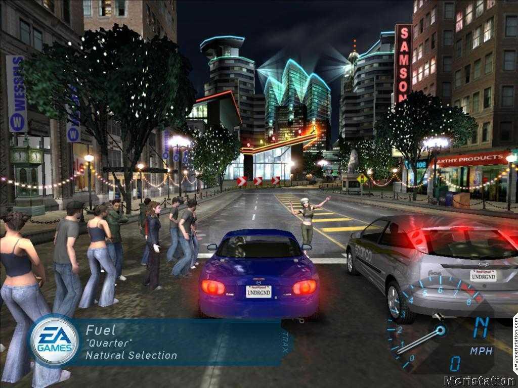 Need For Speed Underground 2 Videojuegos Meristation