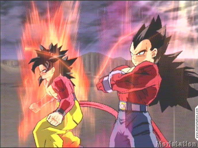 Dragon Ball Z: Budokai 3 - Controles Básicos - MeriStation