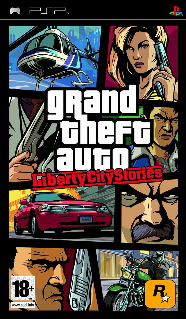 Grand Theft Auto Liberty City Stories Guia Completa Meristation