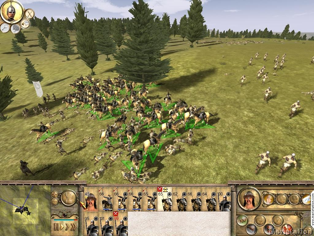 Rome Total War: Barbarian Invasion