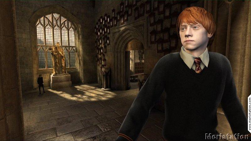 Harry Potter Y La Orden Del Fenix Videojuegos Meristation