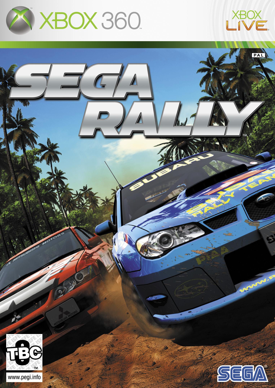 Sega Ya Tiene Listas Las Caratulas Del Sega Rally De Nueva