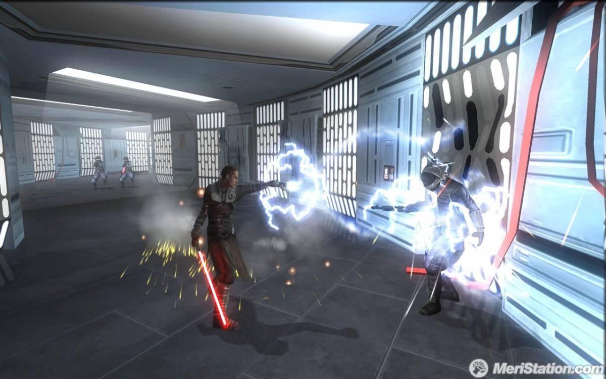 Star Wars: El Poder de la Fuerza - Videojuegos - Meristation