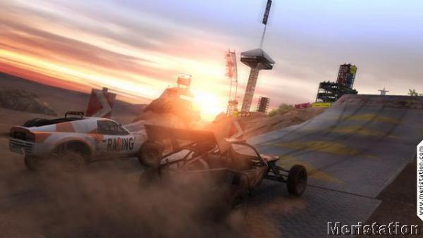 Motorstorm 2 Con Multijugador Local Para Hasta 4 Jugadores