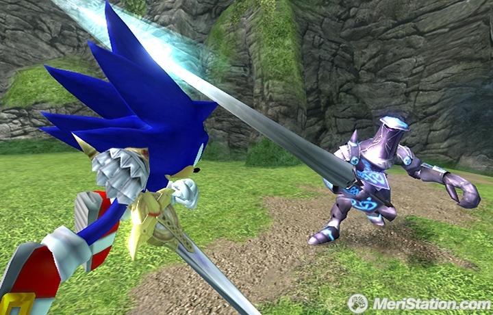 Sonic Y El Caballero Negro Videojuegos Meristation