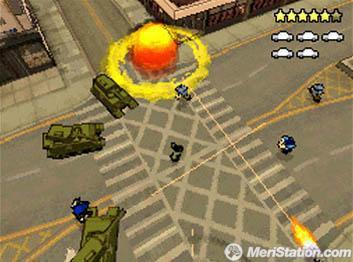 Gta Chinatown Wars Es El Juego Mas Grande De Nintendo Ds Meristation