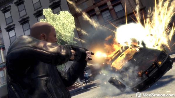 GTAIV: The Lost and Damned, por 1600 puntos Microsoft