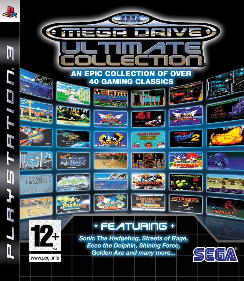 Analisis De Sega Mega Drive Ultimate Collection Videojuegos