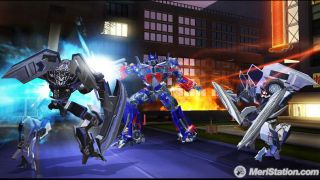 Transformers La Venganza De Los Caídos Videojuegos Meristation
