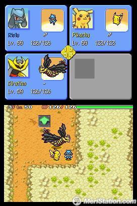 pokemon mundo misterioso exploradores del tiempo gba