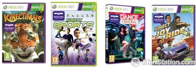 Microsoft Descontara El 50 De Un Juego Kinect Con Cada Reserva