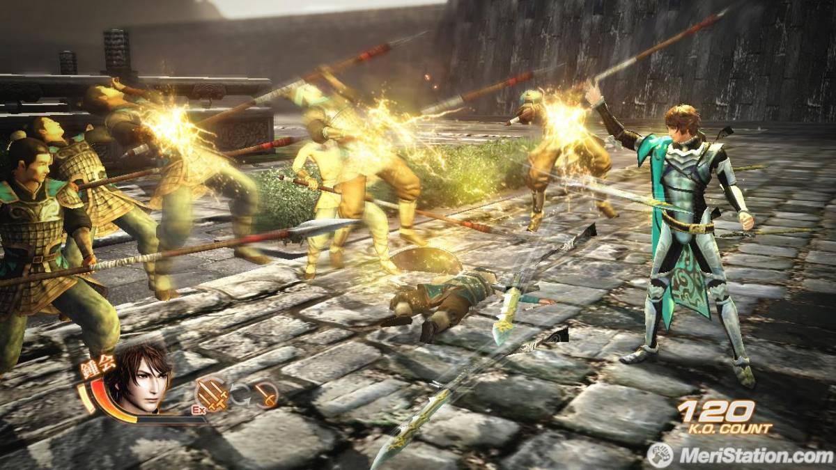 Dynasty Warriors 7 Videojuegos Meristation