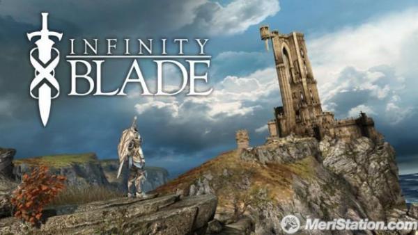 Infinity Blade Nacio Como Un Concepto De Juego Para Kinect