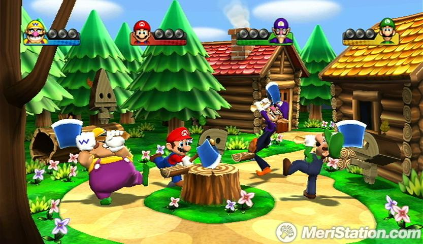 Mario Party 9 Videojuegos Meristation