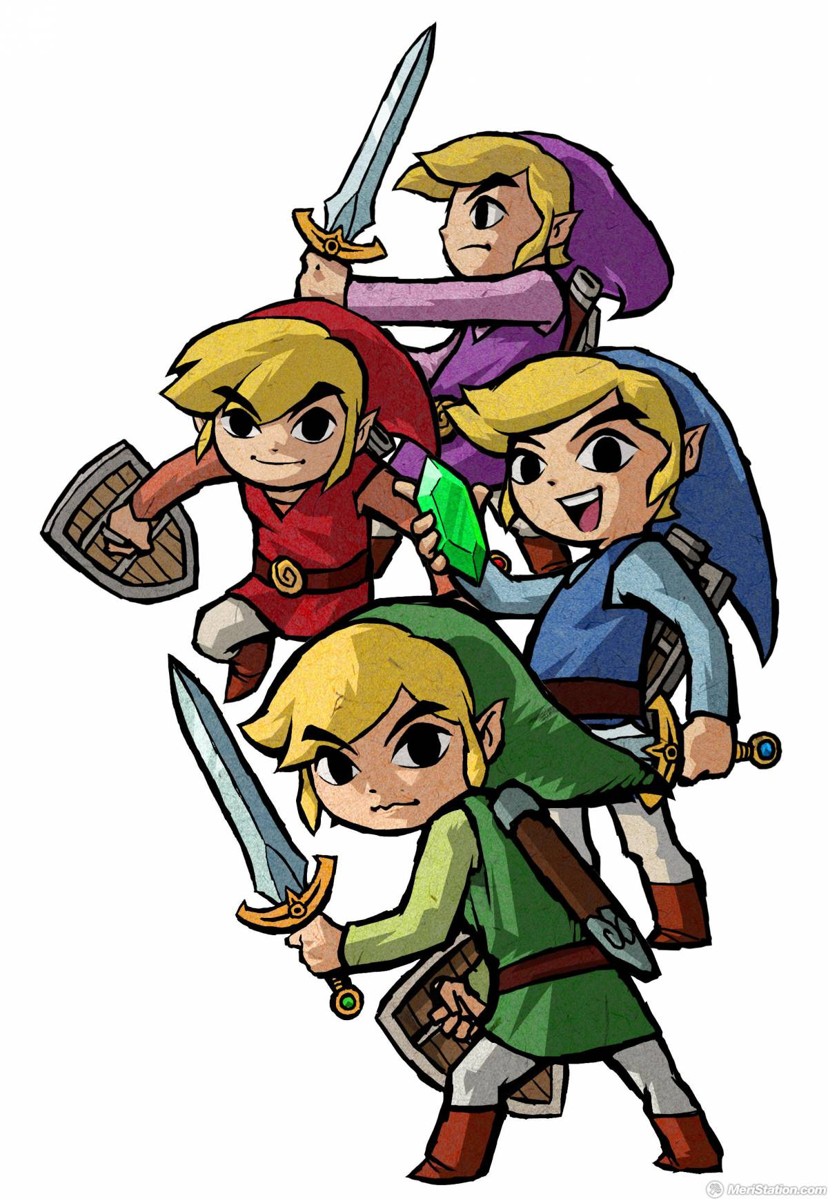 The Legend of Zelda: Four Swords
