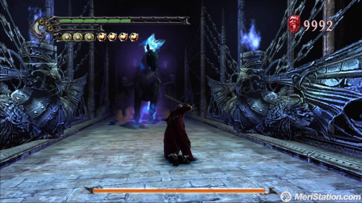 Análisis de Devil May Cry HD Collection - Videojuegos - Meristation