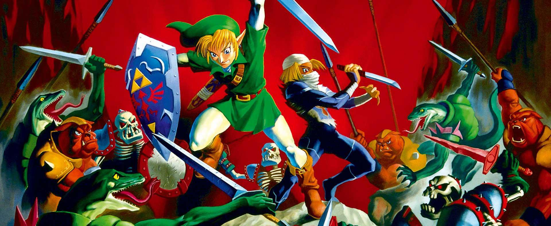 Tres Linea Temporales Para La Cronologia De The Legend Of Zelda