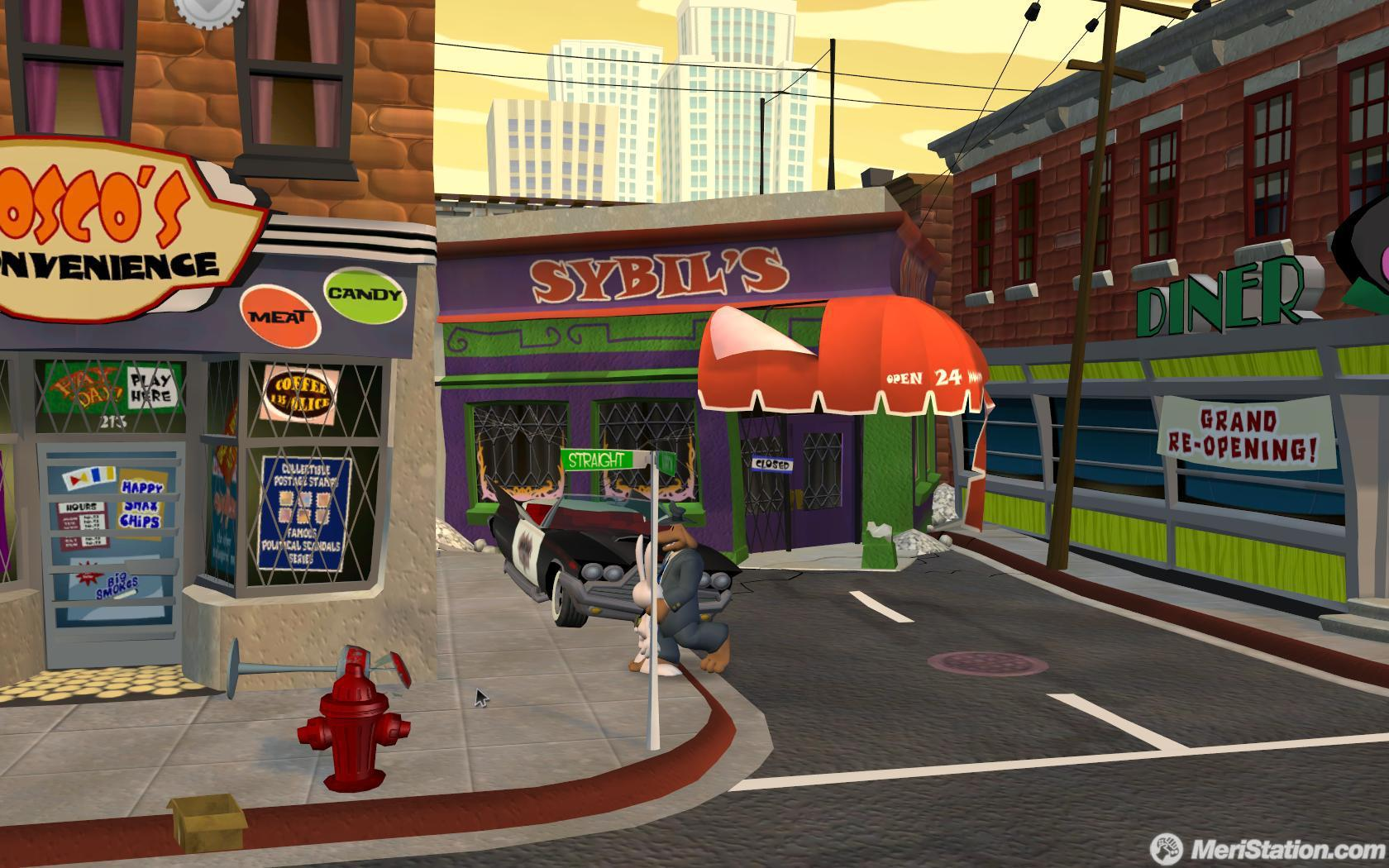 Sam & Max, de oferta para iPhone y iPad