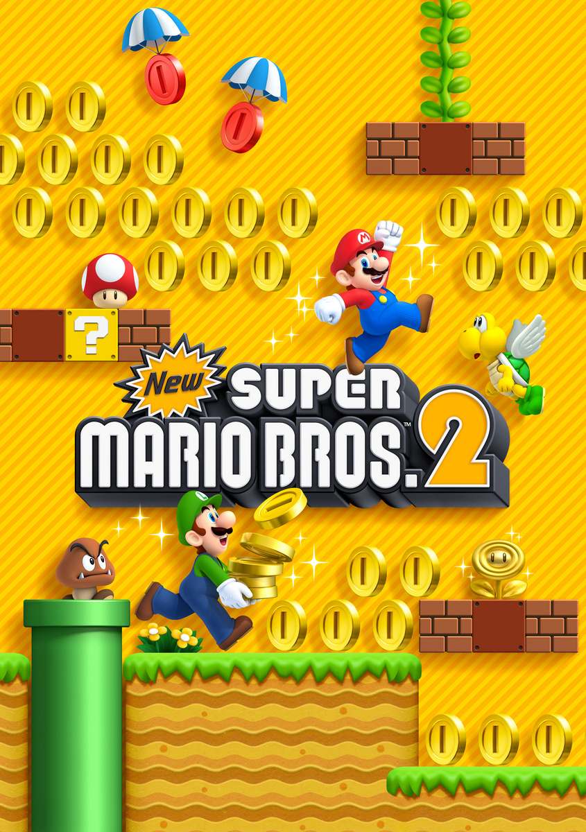 New Super Mario Bros 2 Videojuegos Meristation