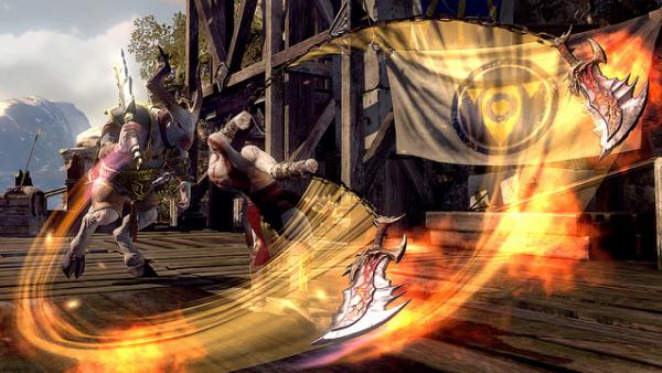 Kratos no desahogará su furia contra mujeres en God of War: Ascension