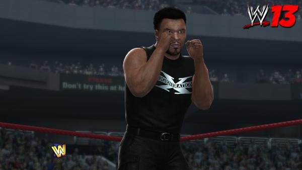 Vídeo: Mike Tyson en WWE' 13