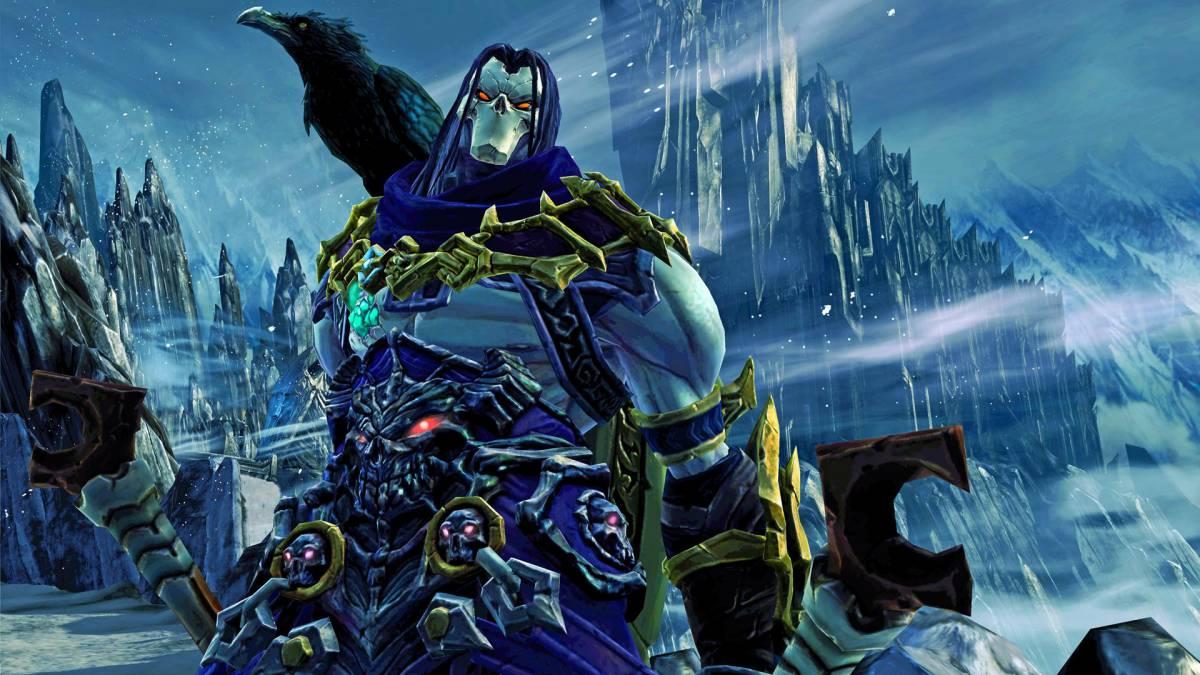 análisis de darksiders ii videojuegos meristation