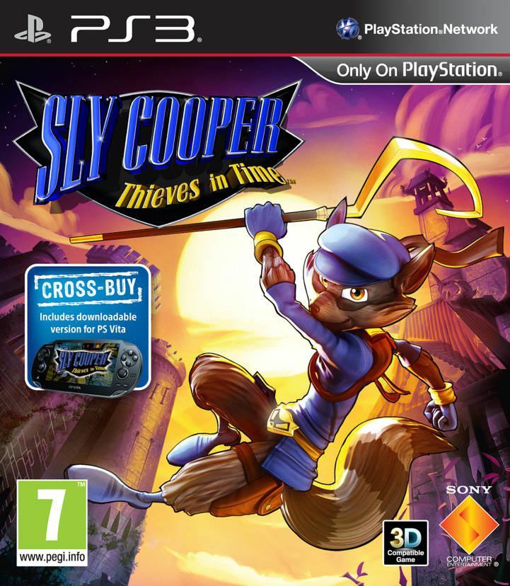 Sly Cooper Ladrones En El Tiempo En Ps3 Y Ps Vita El 6 De Febrero