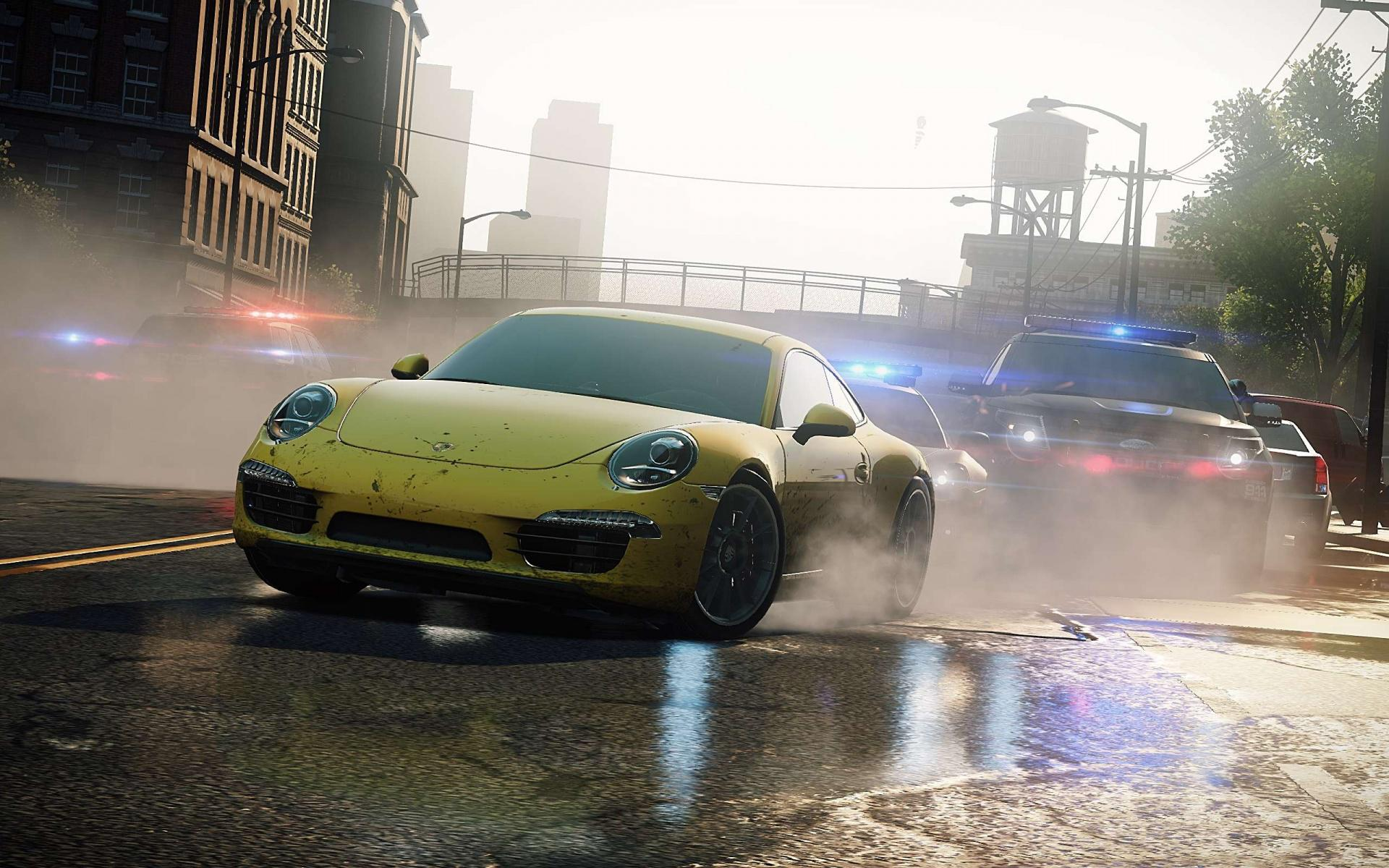 Need for Speed: Most Wanted recibe demo en XBL y PSN