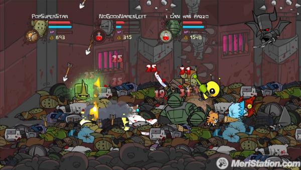 Los Desarrolladores De Castle Crashers Creen Que Los Juegos Indie En