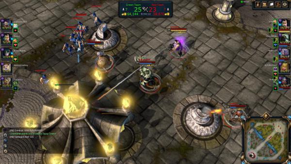 Lo Ultimo En Juegos Multijugador Gratuitos Meristation