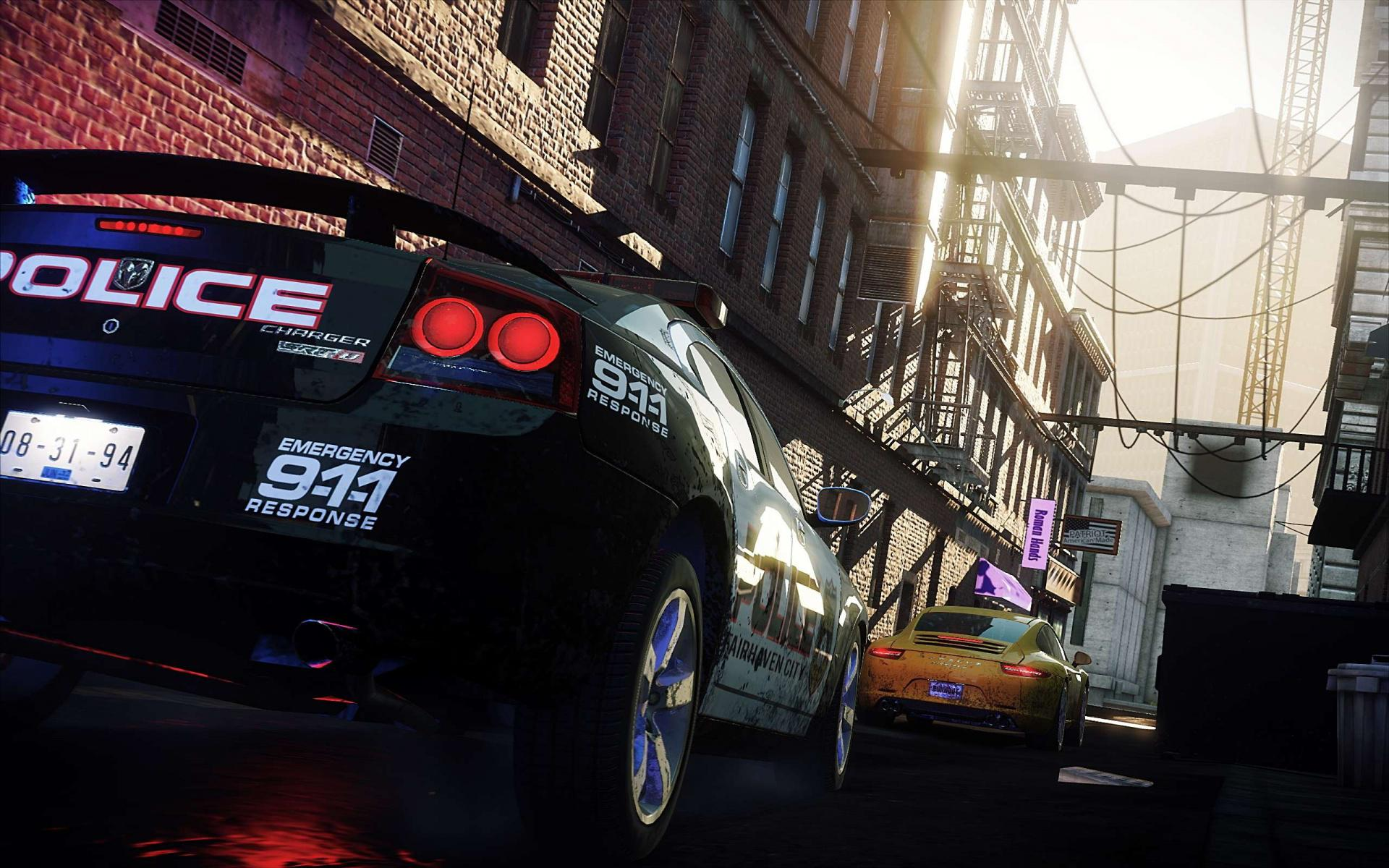 Need for Speed Most Wanted, en Wii U a partir del 19 de marzo
