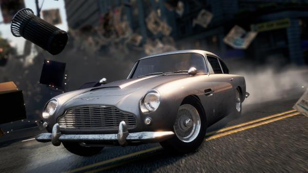EA confirma los tres nuevos DLCs de Need for Speed Most Wanted