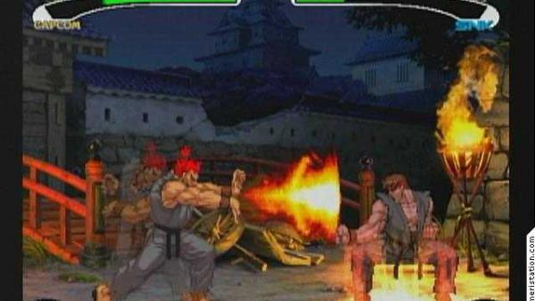 Capcom vs. SNK 2 para finales de abril