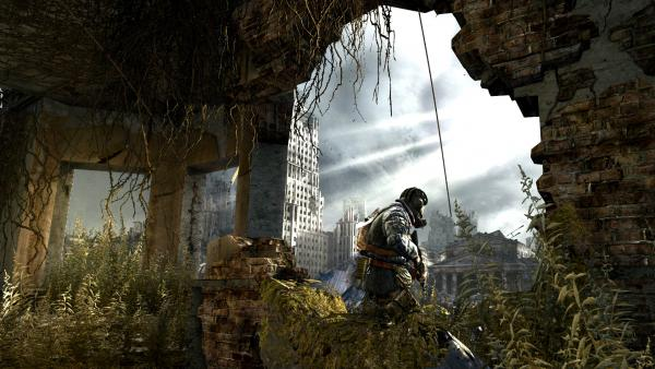 Metro: Last Light supera en ventas a Metro 2033