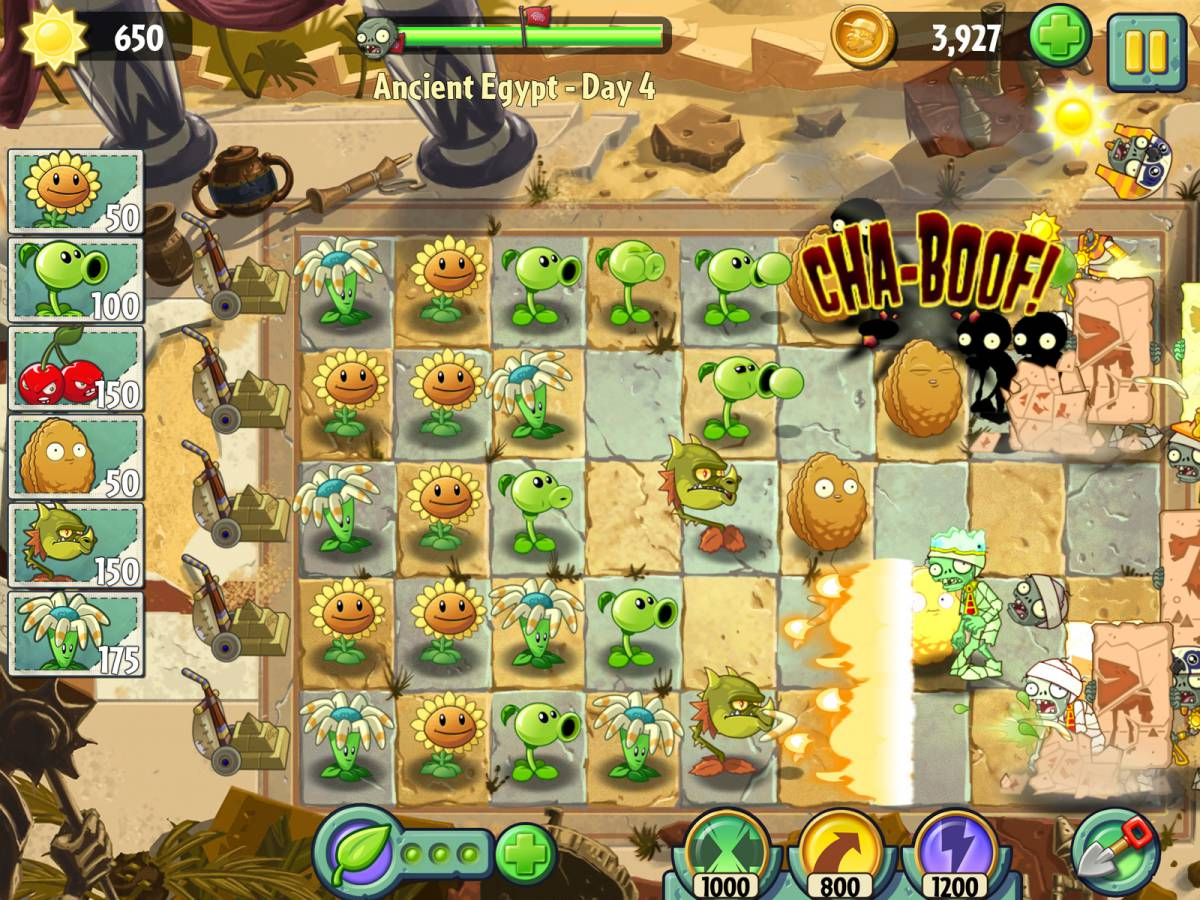 Plants Vs Zombies 2 It S About Time Videojuegos Meristation