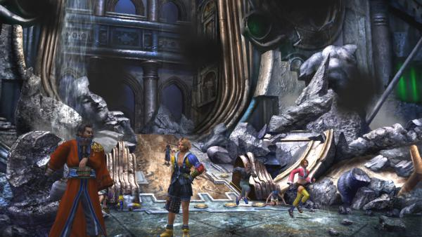 [E3 2013] Square Enix rescata Final Fantasy X & X-2 HD