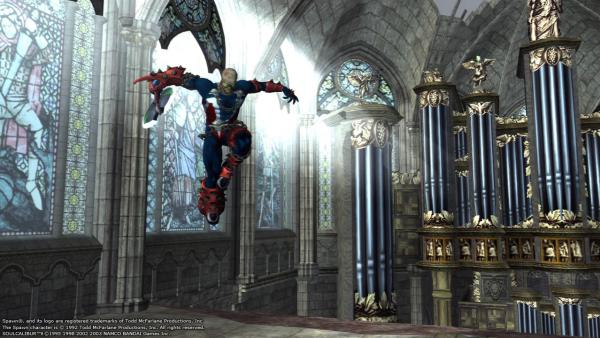 Soul Calibur II HD incluirá en todas sus versiones a Heihachi y Spawn