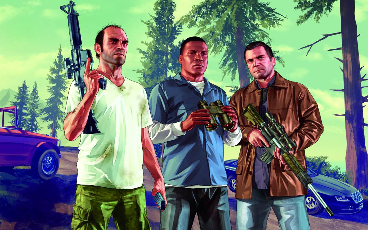 Grand Theft Auto V Videojuegos Meristation