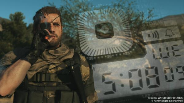 La tortura de Metal Gear Solid V no será interactiva