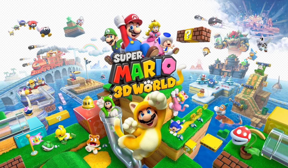 Super mario 3b world