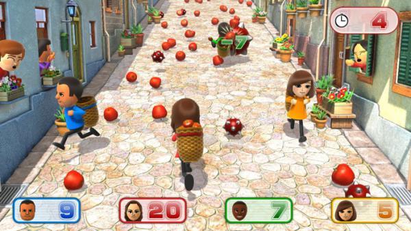 Juegos Wii Party