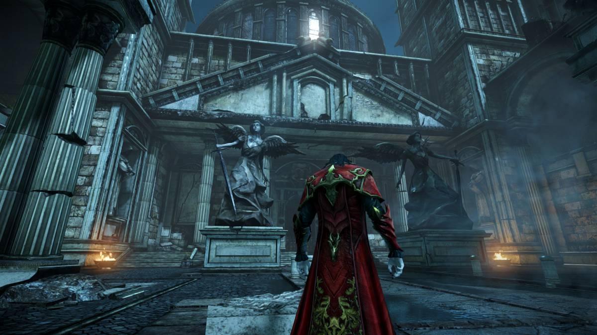 Analisis De Castlevania Lords Of Shadow 2 Videojuegos Meristation