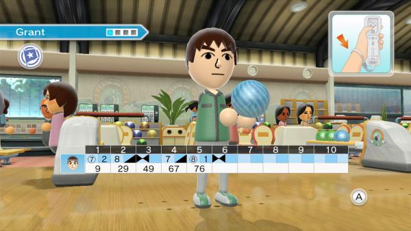 Nintendo no descarta un Wii Sports Club en caja
