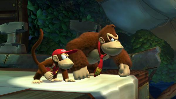 Donkey Kong Country: Tropical Freeze contará con el simpático Cranky Kong