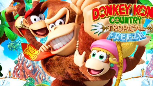 Vídeo: La introducción Donkey Kong Country Tropical Freeze