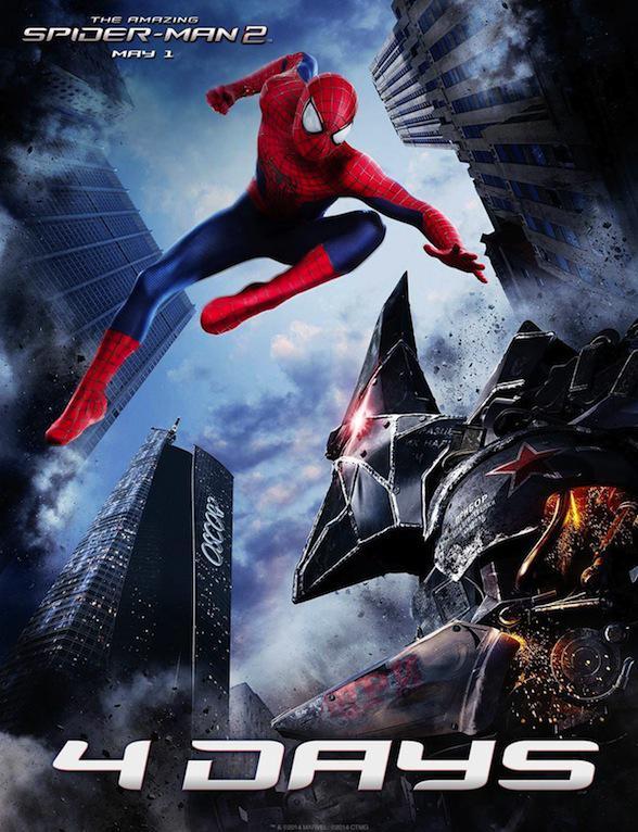 The Amazing Spider Man 2 El Poder De Electro Rhino Y Duende Verde