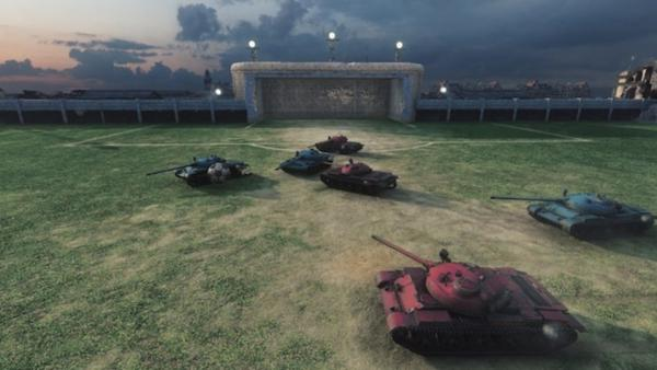 World of Tanks se apunta al Mundial con un modo fútbol
