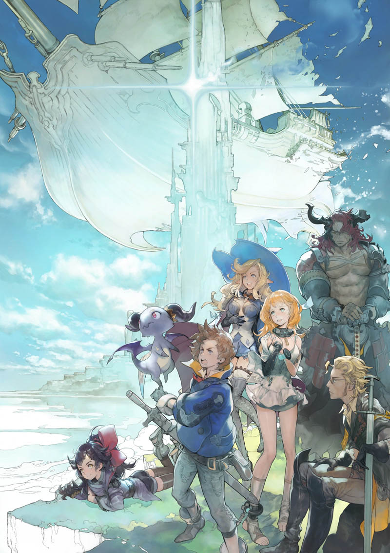 Final Fantasy Legends: Space-Time Crystal - Videojuegos