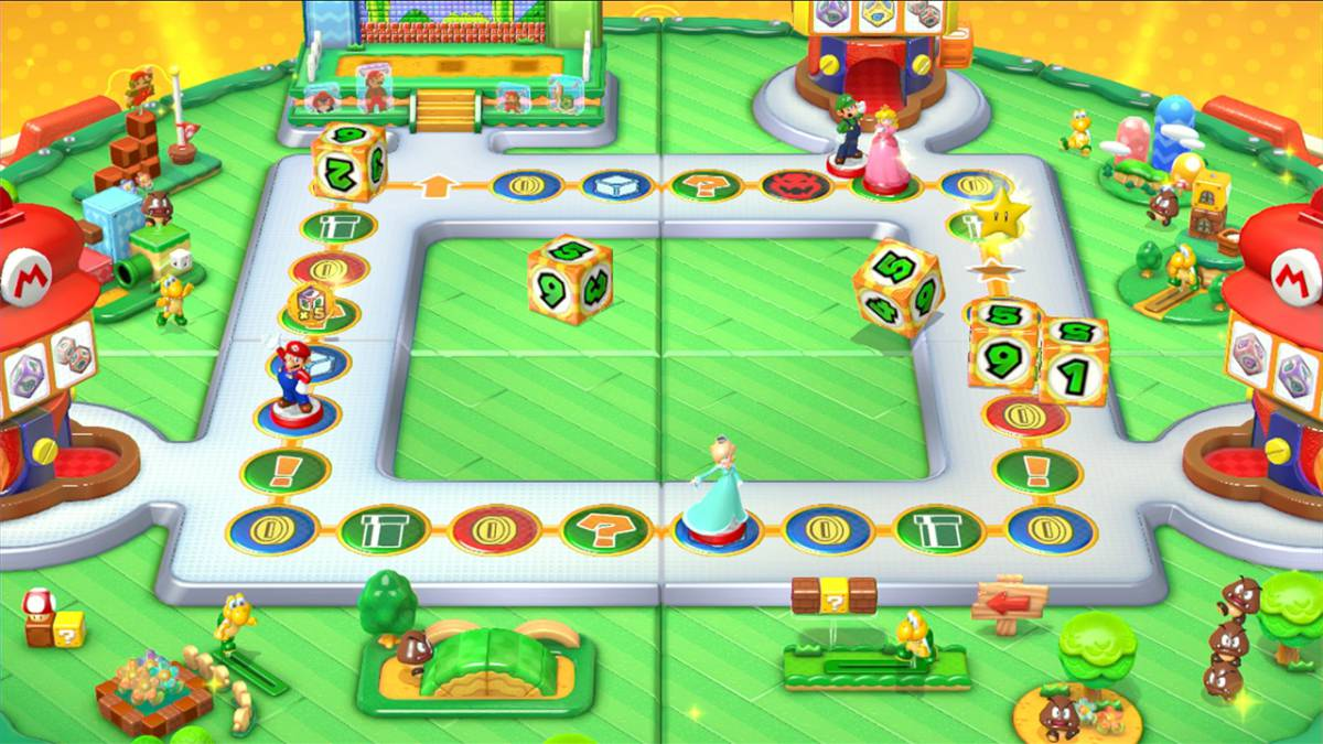 Mario Party 10 Videojuegos Meristation